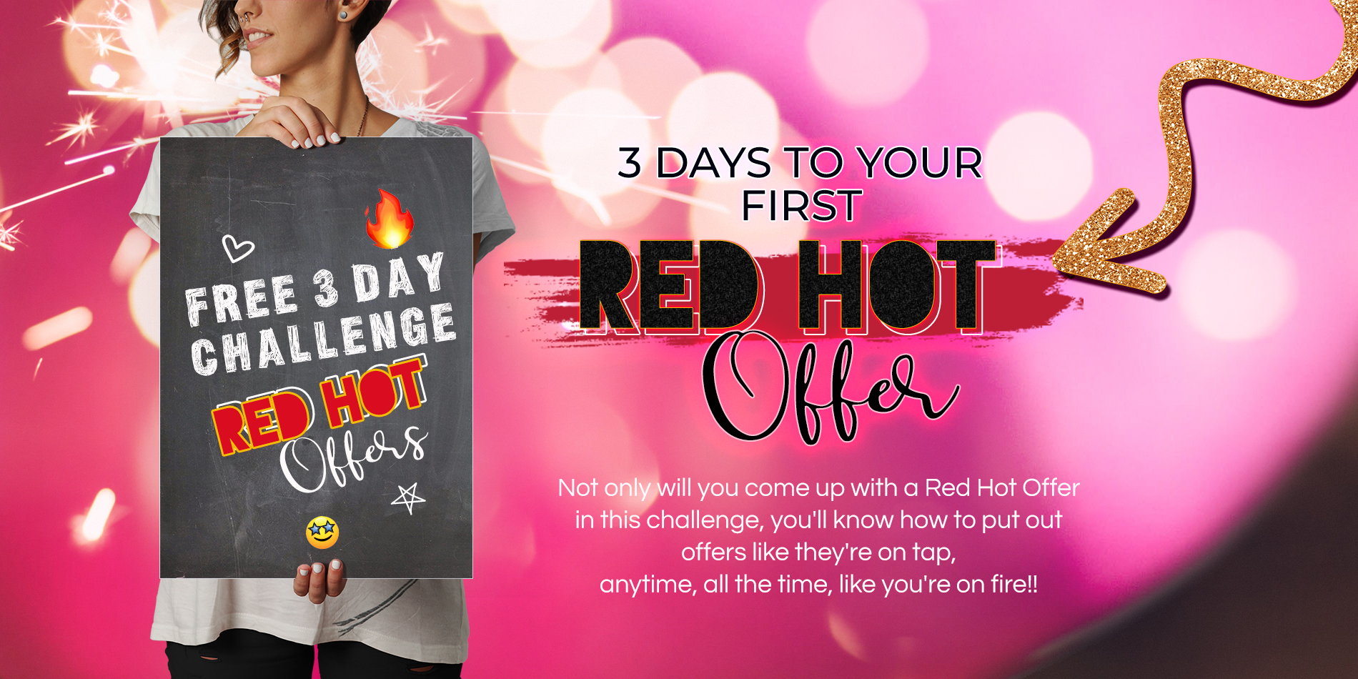 Your next RED HOT OFFER is right here!